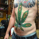 Weed Tattoo  3 650x650 150x150 - Funny tatoo