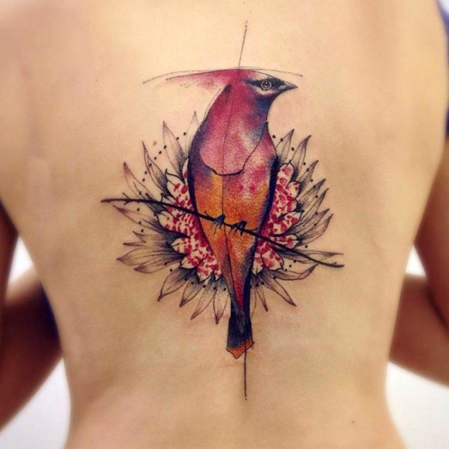 bird tattoo designs 950x950 00000464 900x900 - Bird tattoo