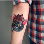 cat tattoo 950x950 00001670 150x150 - Cat tattoo