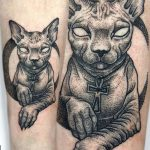 cat tattoo 950x950 00001708 150x150 - Koi tattoo