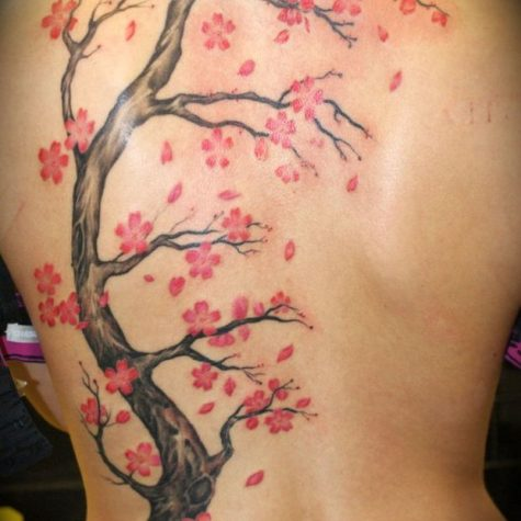 cherry blossom tattoo 621x950 00003519 475x475 - Cherry tattoo