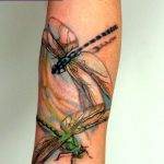 dragonfly tattoos 502x950 00005489 150x150 - Lily tattoo