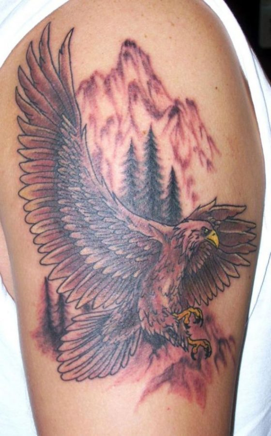 eagle tattoo designs 591x950 00005987 560x900 - Eagle tattoo