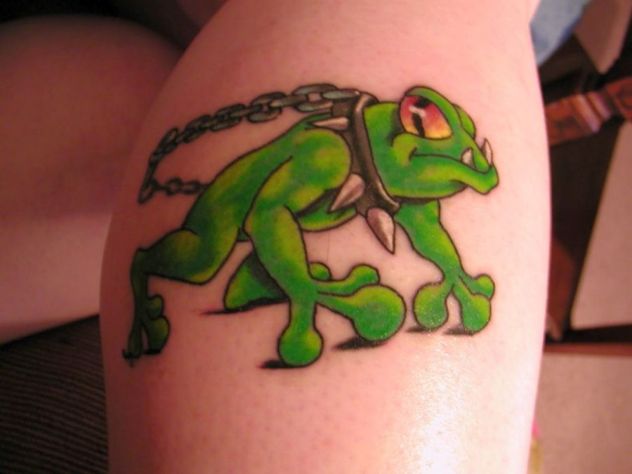 frog tattoos 950x713 00007290 900x675 - Frog tattoo
