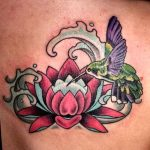 hummingbird tattoo designs 704x950 00008324 150x150 - Bird tattoo