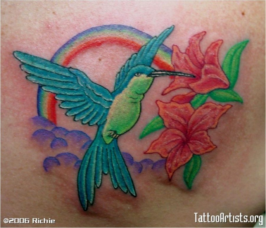 hummingbird tattoo designs 950x815 00008292 900x772 - Hummingbird tattoo