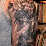 tattoo angel 627x950 00016307 150x150 - Eagle tattoo
