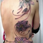tribal flower tattoo 640x960 00019032 150x150 - Koi tattoo