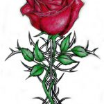 tribal rose tattoo 490x959 00019256 150x150 - nautical-star-tattoo_950x713_00011762