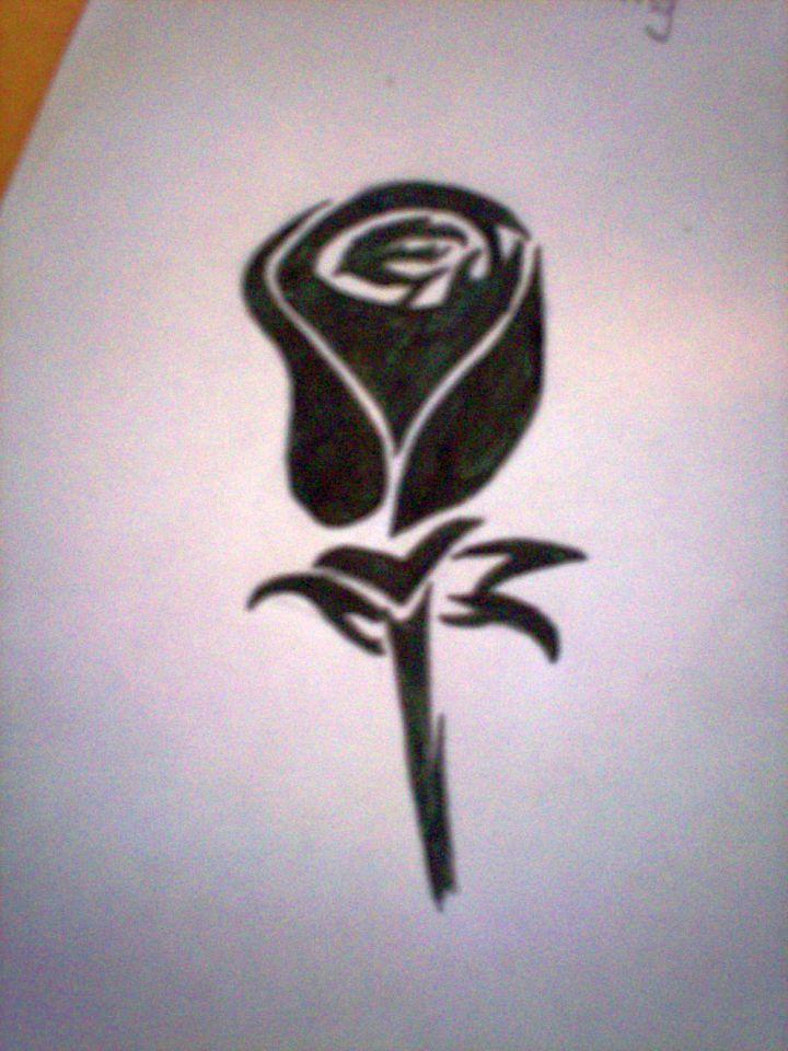 tribal rose tattoo 720x960 00019292 - tribal-rose-tattoo_720x960_00019292