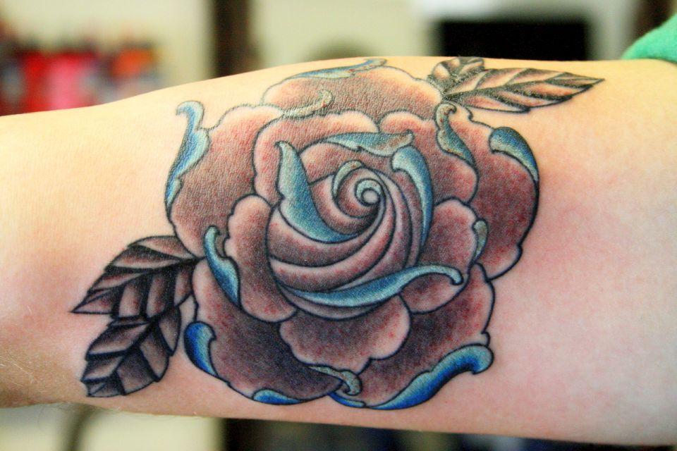 tribal rose tattoo 960x640 00019244 - tribal-rose-tattoo_960x640_00019244