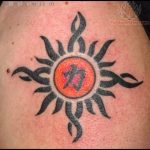 tribal sun tattoo 960x960 00019519 150x150 - Bird tattoo