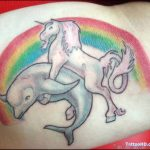 unicorn tattoo 748x640 00023056 150x150 - Koi tattoo