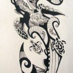 unique tattoo designs 568x960 00023254 150x150 - Bird tattoo