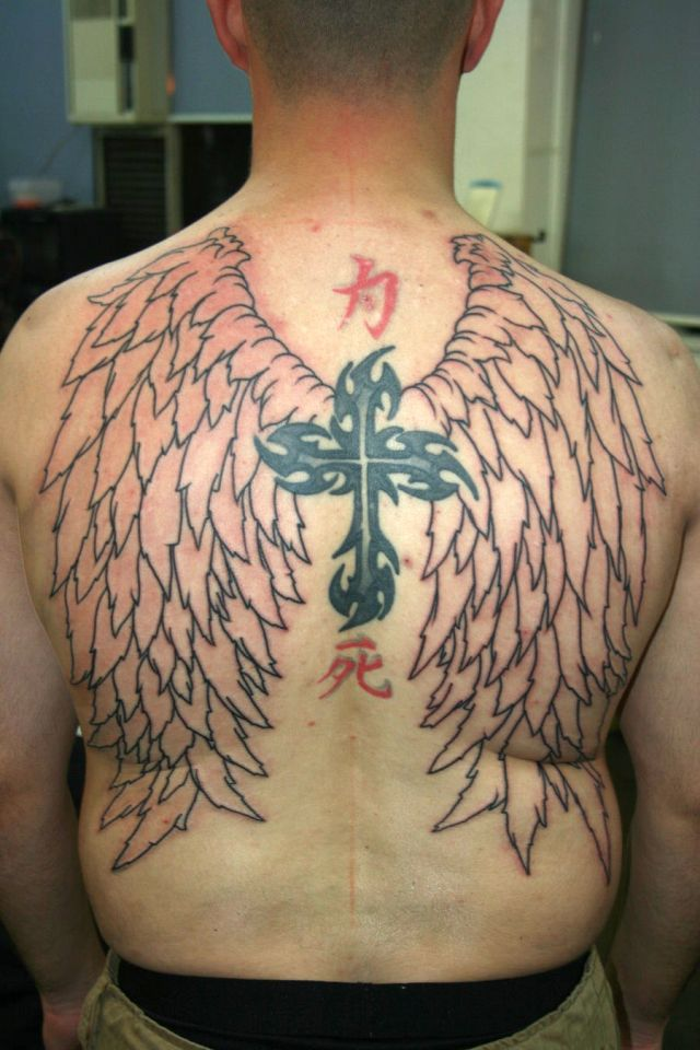 wings tattoo design 640x960 00026609 - wings-tattoo-design_640x960_00026609