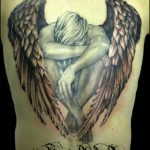wings tattoo 741x960 00026430 150x150 - Dolphin tattoo